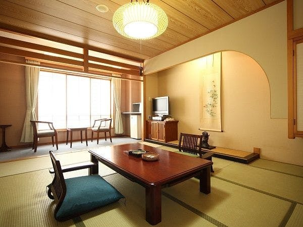 和室の一例。