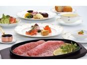 長崎和牛のレモンステーキコース