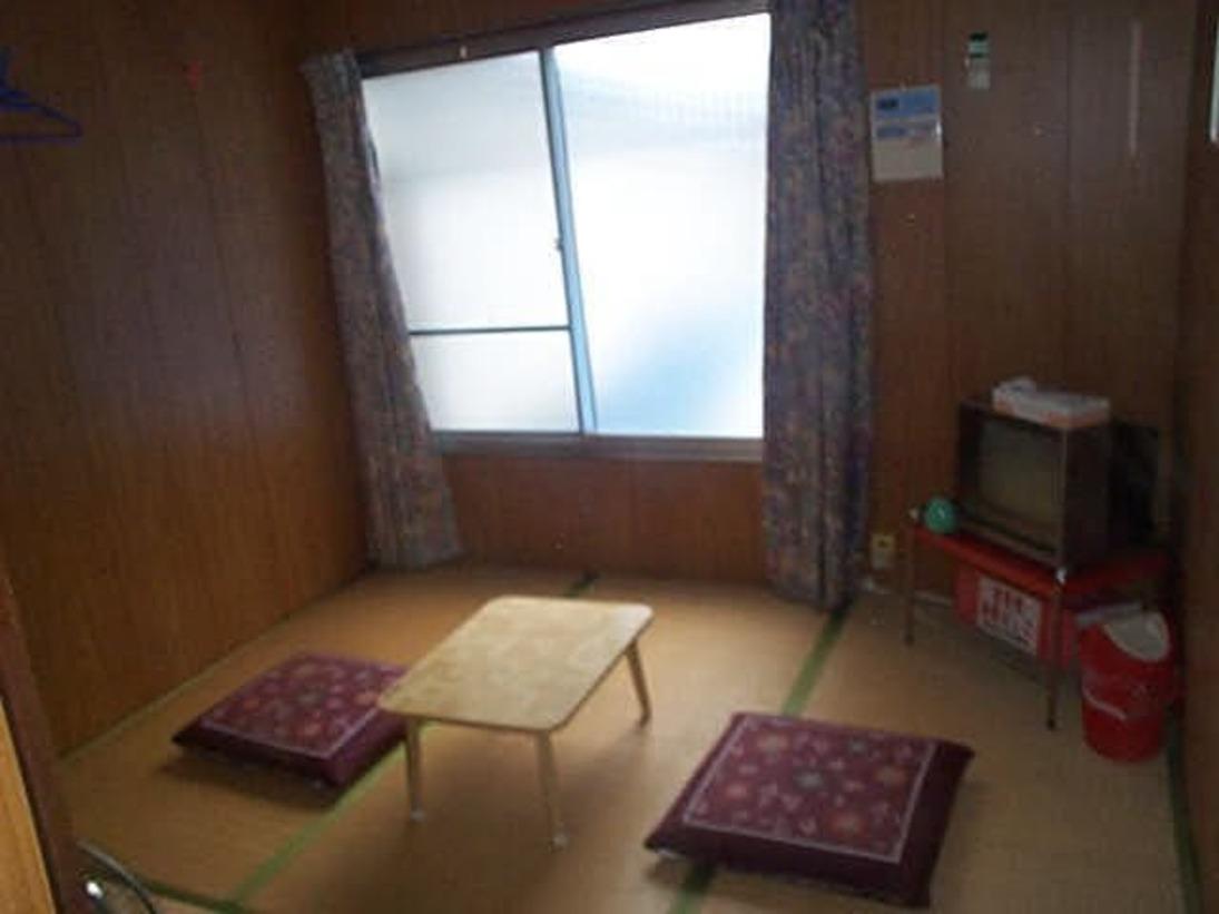 【客室4.5畳間】~冷暖房・エアコン~