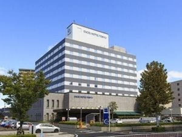 松江エクセルホテル東急☆外観