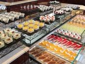 ◆デザートコーナー