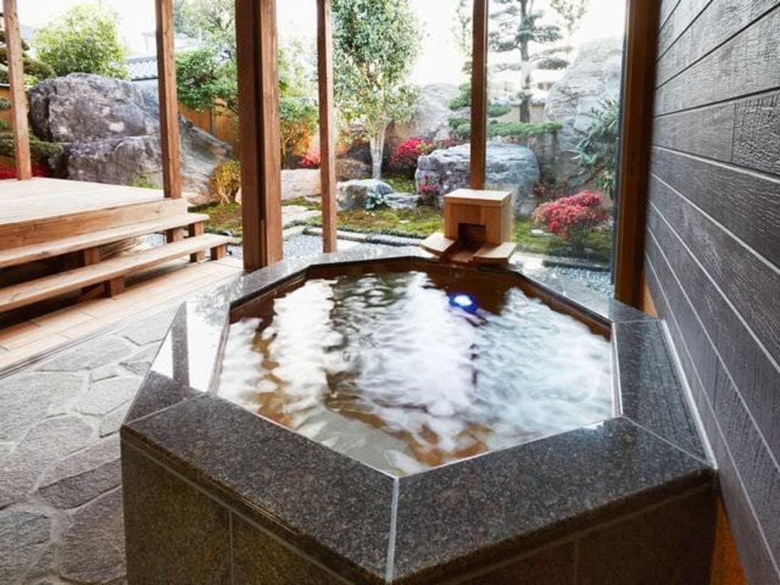 「離れ」神呂木の庄 熊墅 露天風呂付客室