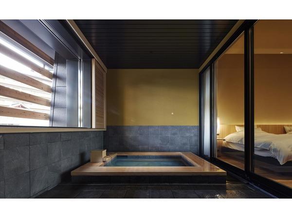 ヴィラタイプ客室露天風呂
