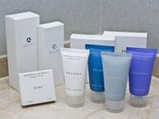 プレミアムフロアには、イギリスの代表的なブランド「Aromatherapy associates」をご準備しております