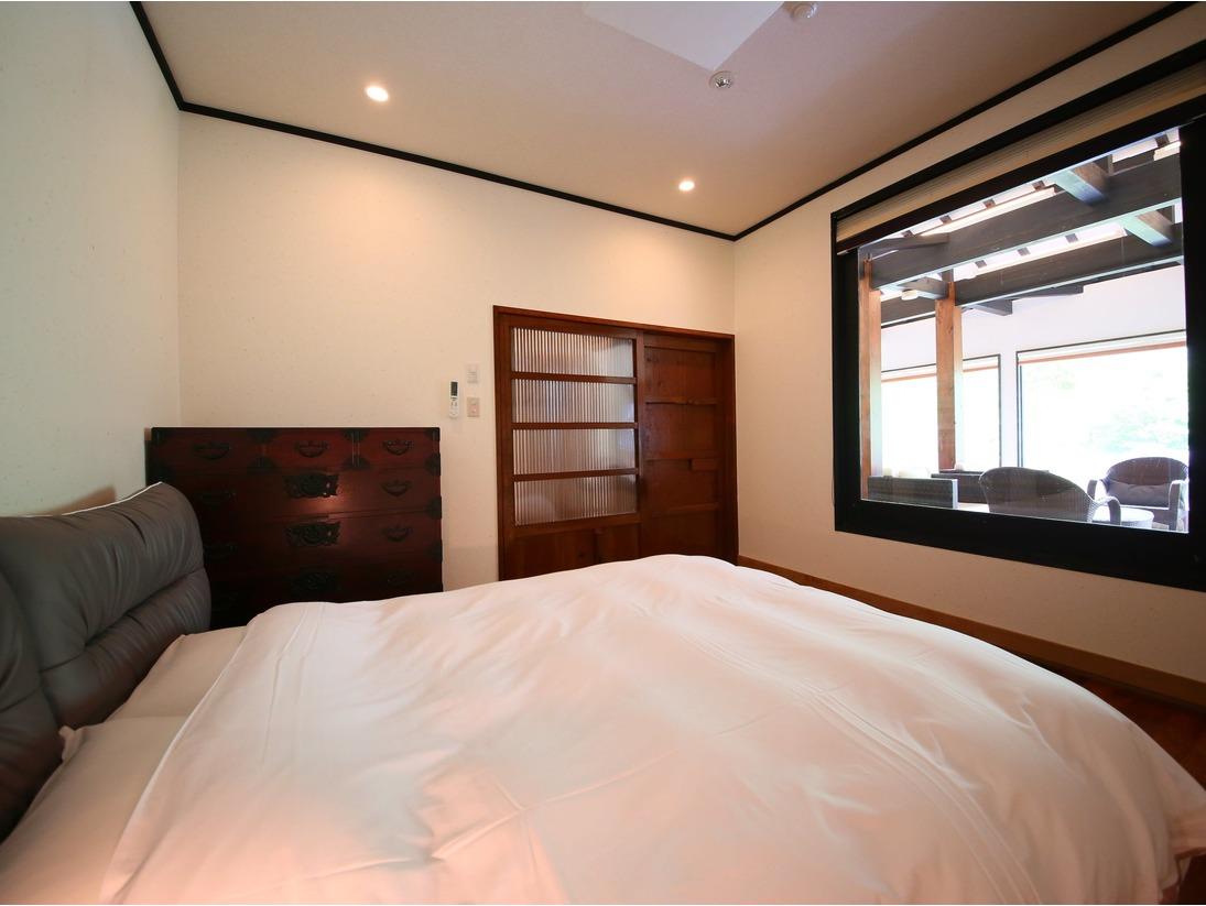 貴賓室寝室