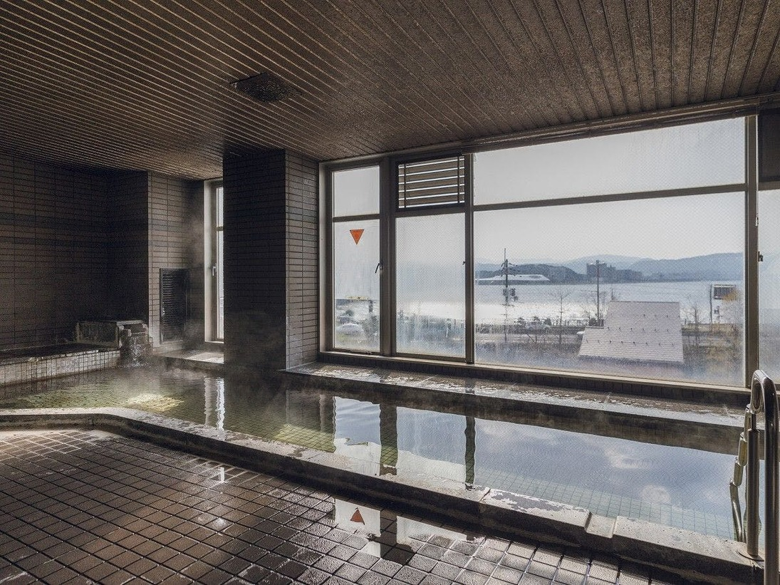 展望温泉大浴場