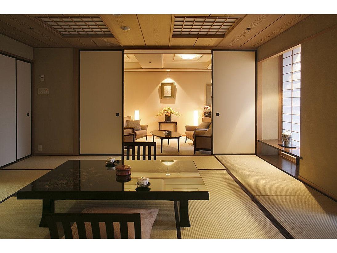 【飛天館 スイートルーム 和室】
