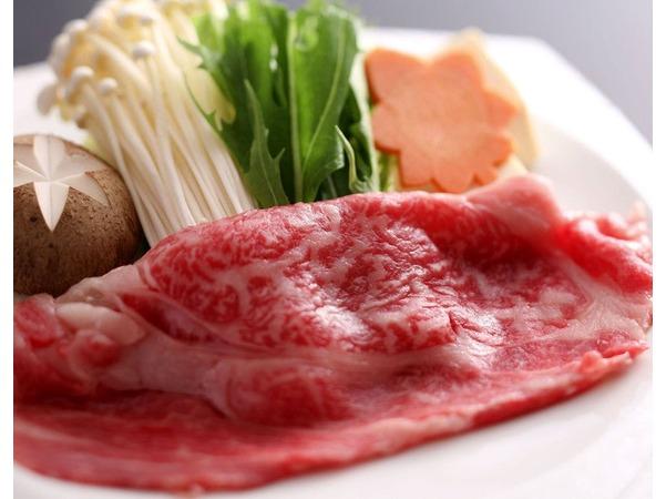 淡路牛のしゃぶしゃぶ(料理イメージ)