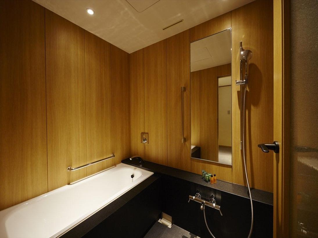 和室スイート バスルーム