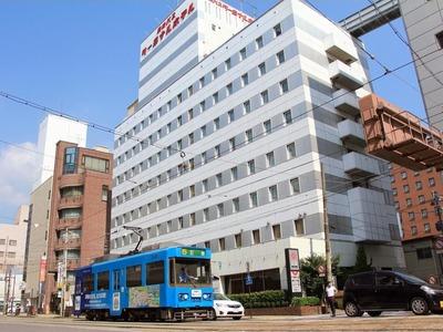 長崎バスターミナルホテル