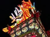 五所川原立佞武多(たちねぷた)祭り 毎年8月4日~8日開催