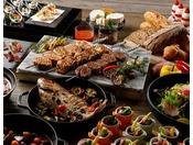 All Day Dining Lounge/BAR Primrose 夕食例