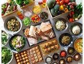 All Day Dining Lounge/BAR Primrose 朝食例