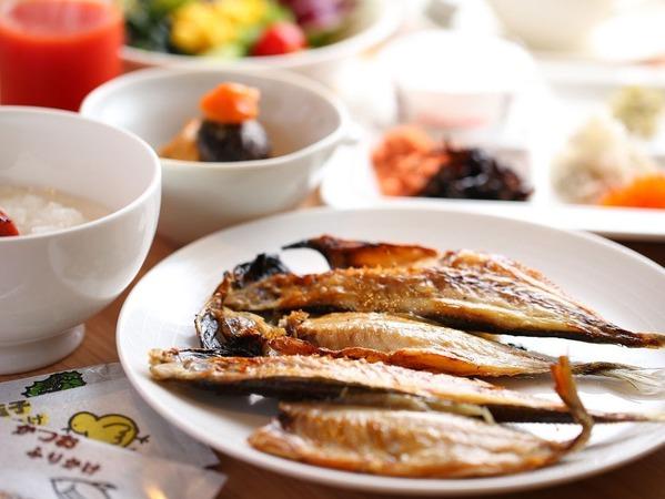 tsu・ba・kiの朝食ブッフェ