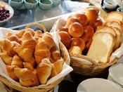和洋の朝食ビュッフェ