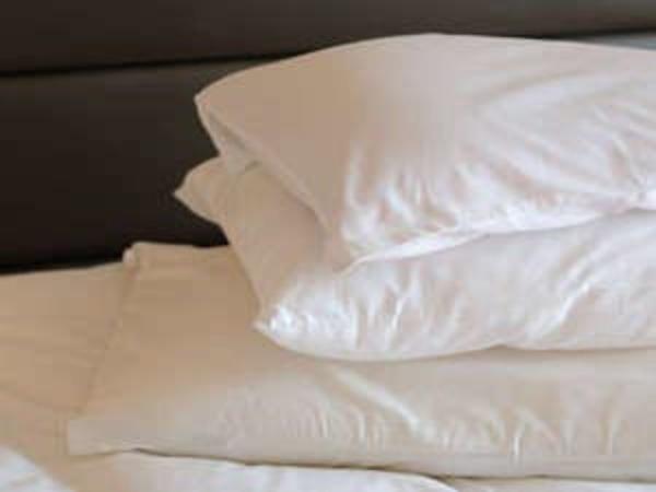 テンピュール枕とやわらかい枕を全室に~