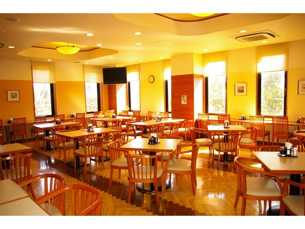 朝食レストラン「花茶屋」