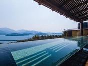 【露天風呂】美しい日本海を望む絶景の露天風呂で心も体もリラックス♪