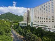 定山渓ビューホテル/外観