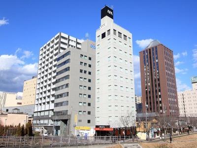 アパホテル〈水戸駅前〉