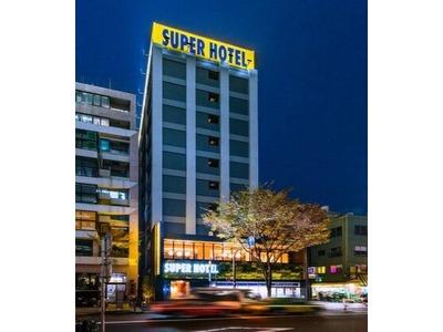 スーパーホテル東京・錦糸町駅前 男女別人工炭...
