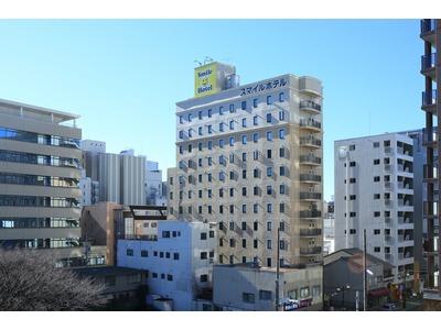 スマイルホテル静岡