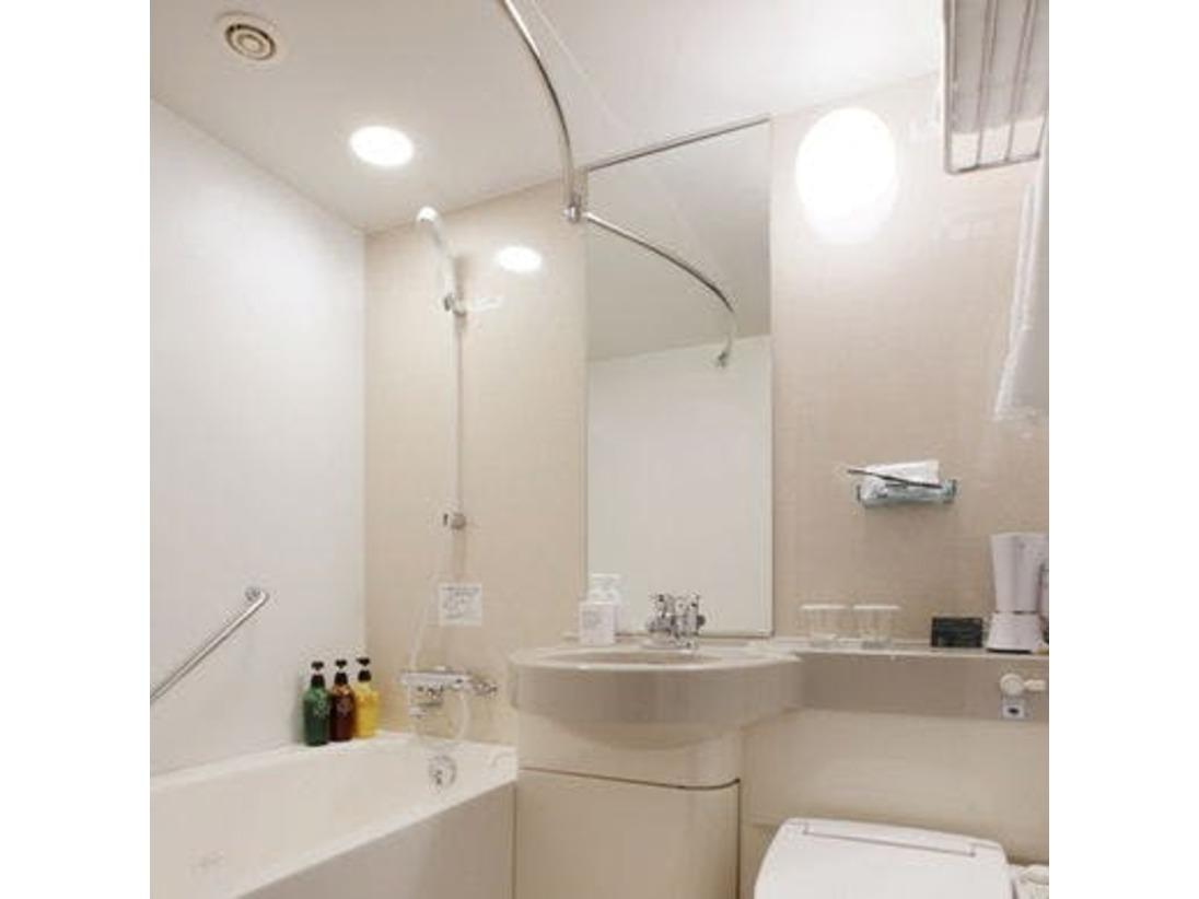 【モデレートルーム◆コンフォートルーム】バスルーム
