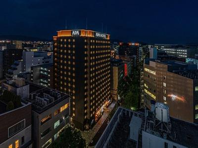 アパホテル〈博多駅筑紫口〉