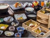 ご朝食『和食』(一例)