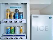 アルコールの自動販売機もございます!!