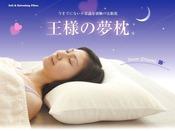 王様の夢枕で快適な睡眠/プレミアムルームのみ