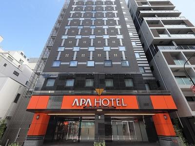 アパホテル〈日本橋 馬喰横山駅前〉