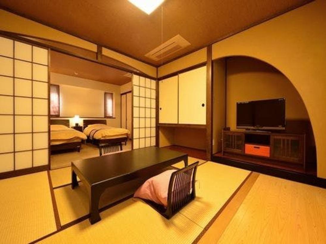 至福の空間 和洋室ツイン