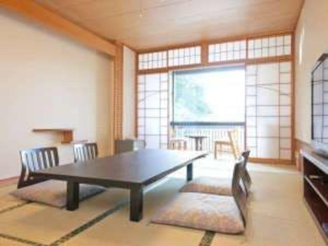 【和室12畳】ご家族やグループに人気のお部屋です