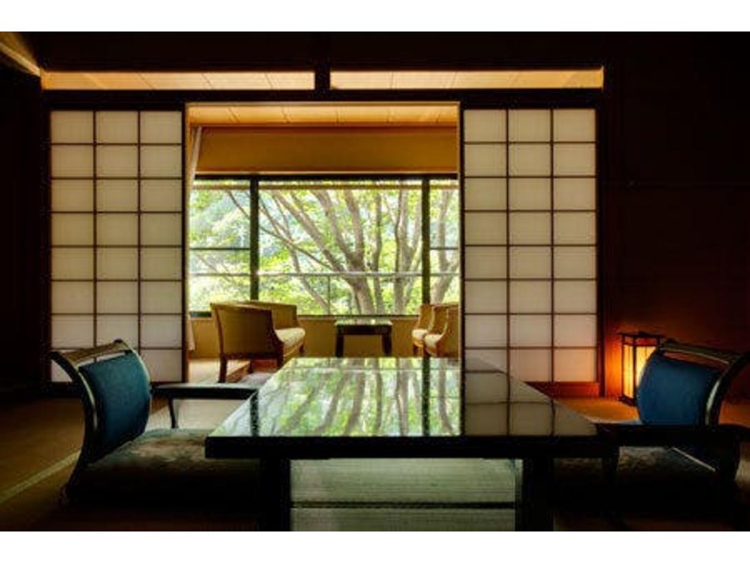 セミスイート 2階「梔子・撫子・芍薬」