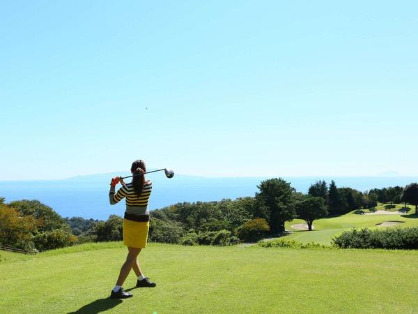 サザンクロス ゴルフ一例