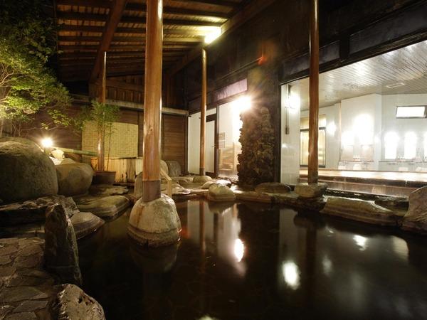 本館大浴場(露天風呂)