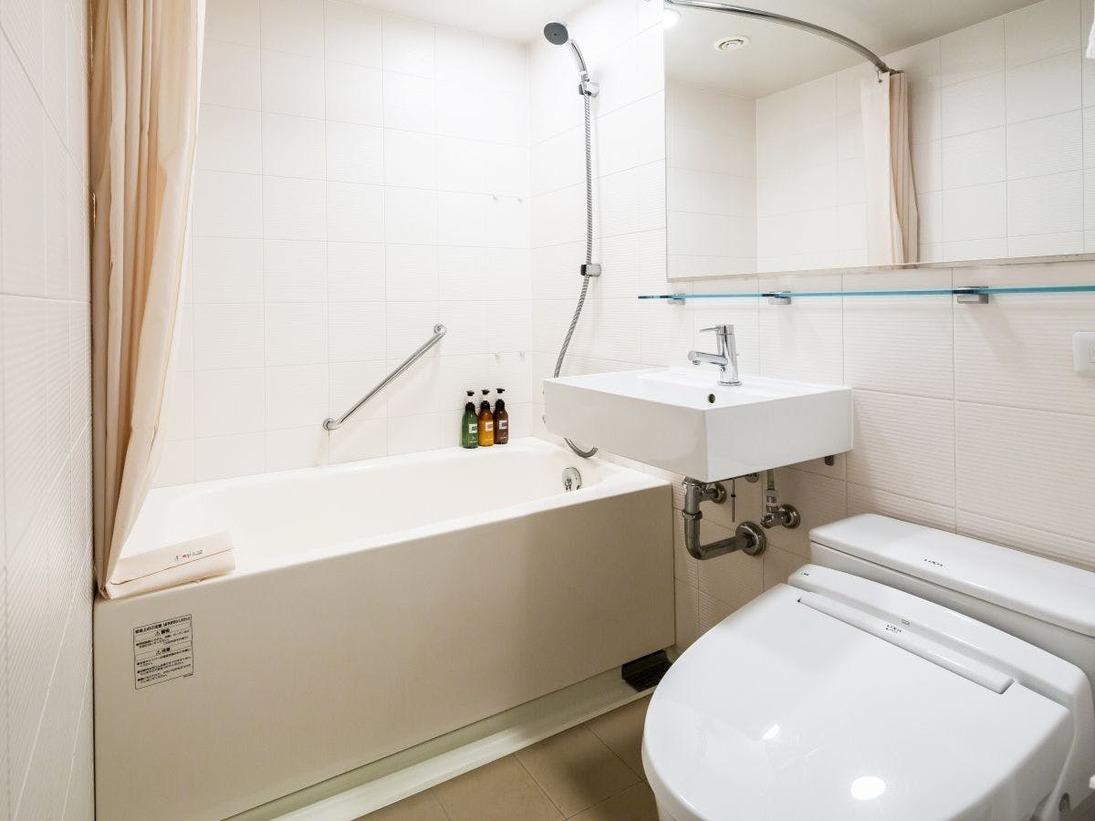■客室バスルーム【一例】