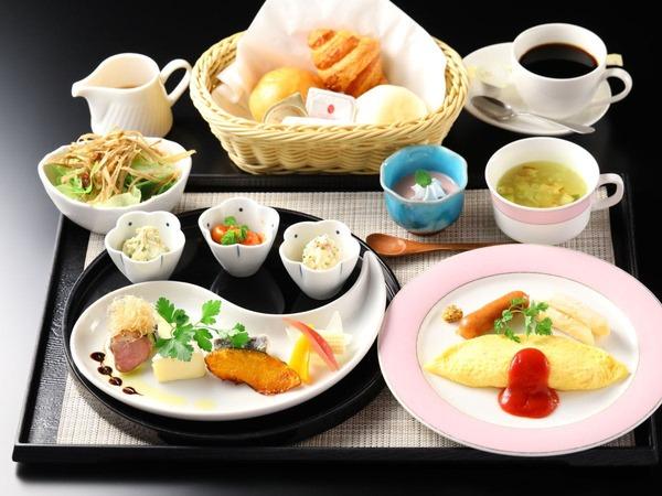 ご朝食(和食)