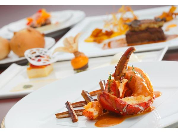 西洋料理「フレンチフルコース」イメージ