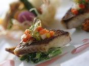 鎌倉フレンチ料理一例