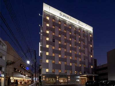 スーパーホテルPremier宮崎一番街