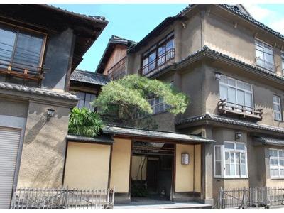 有形文化財の宿 西山本館