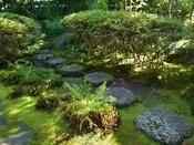 *春は桜・竹林、夏は紫陽花・さるすべり、秋はもみじ、冬は梅・桃など。季節ごとの風景を楽しめる。