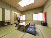 名取川沿いで眺望の良い和室10畳間