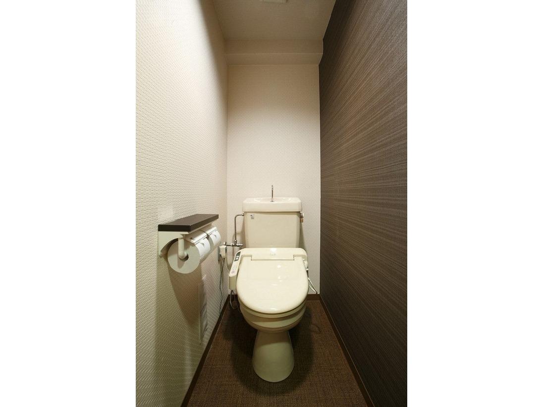 客室トイレ(バス・トイレ別)