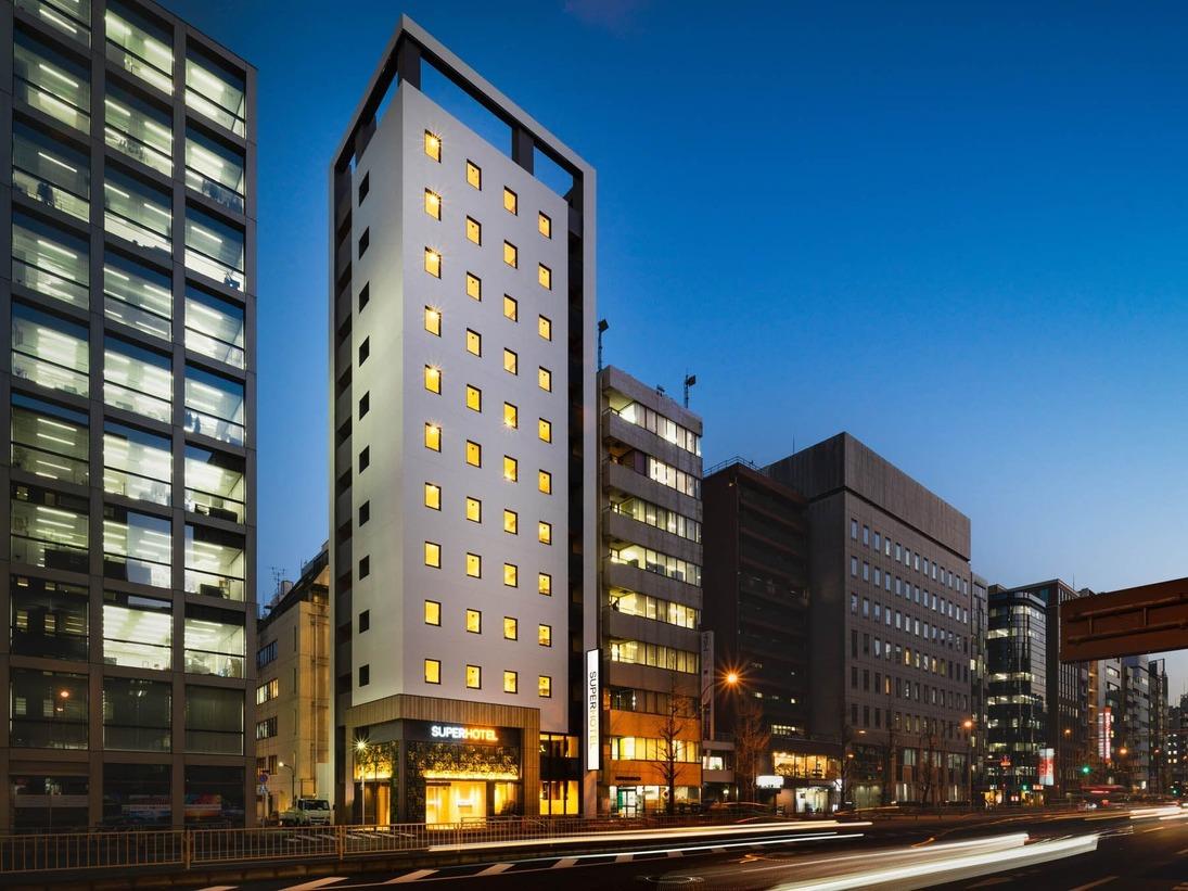 スーパーホテル東京・浜松町