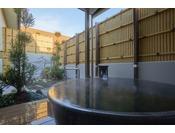 空庭温泉貸切風呂