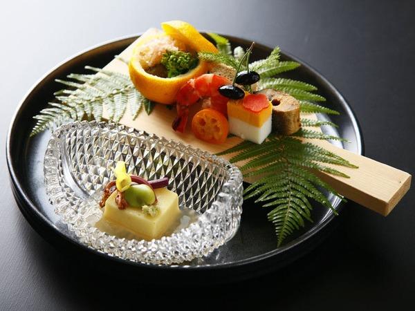 季節の会席料理※イメージ