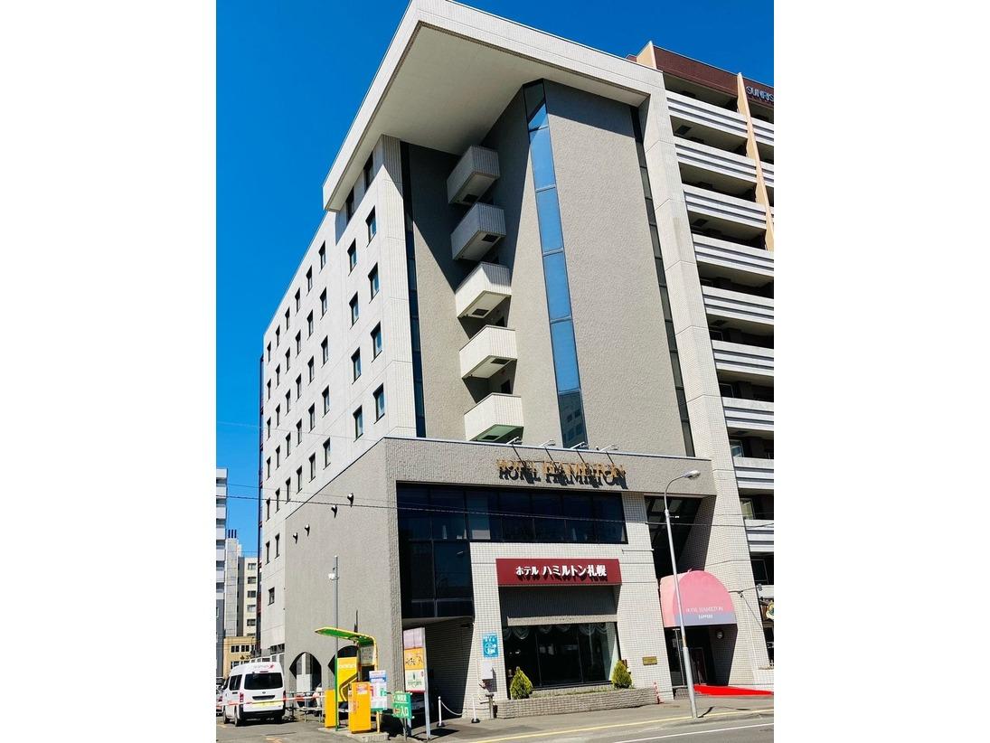 ホテルハミルトン札幌